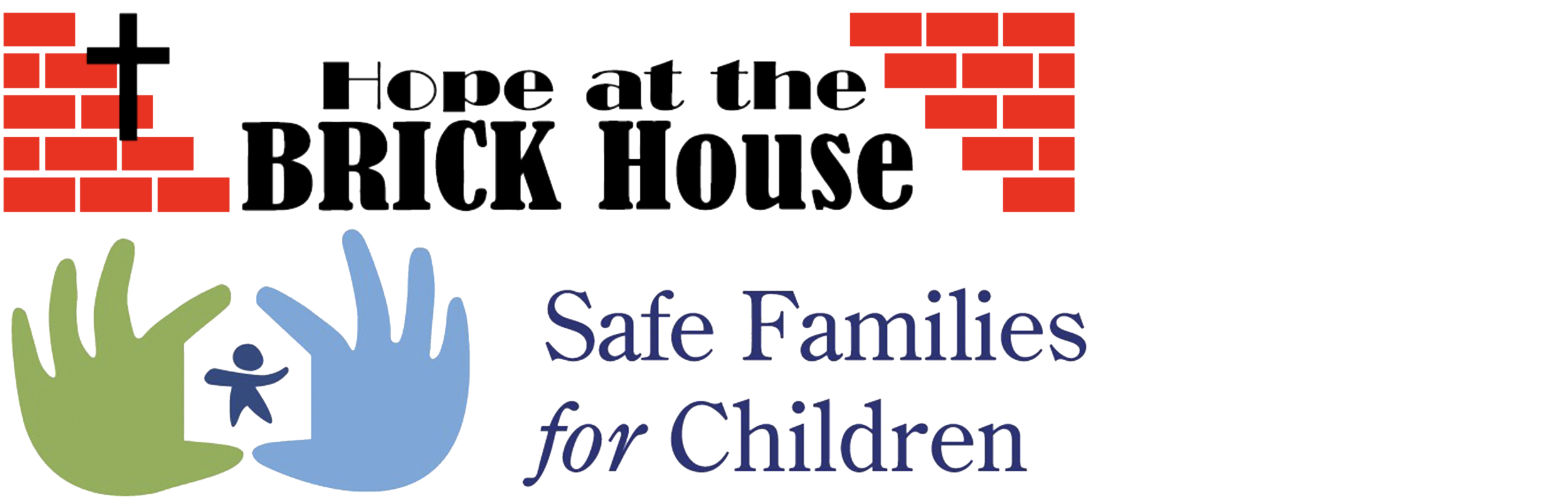 Hope at the Brick House & Safe Families - Hope at the Brick House is a neighborhood based program to help children succeed by providing tutoring and help from a Biblical perspective to all areas of life. Safe Families is a church based short term foster care to help parents and children during challenging times.