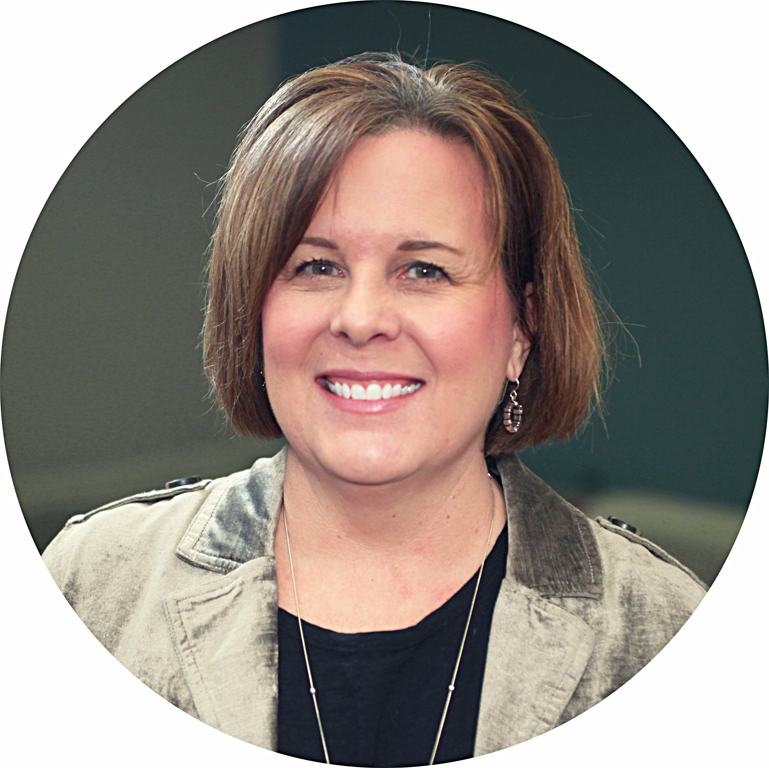 """Looking forward to meeting you! Stop by Connection Central to visit, get a cool welcome gift, and to get connected with BCC."" - Lori Sturtzer , Guest Services and Women's Ministry Coordinator"