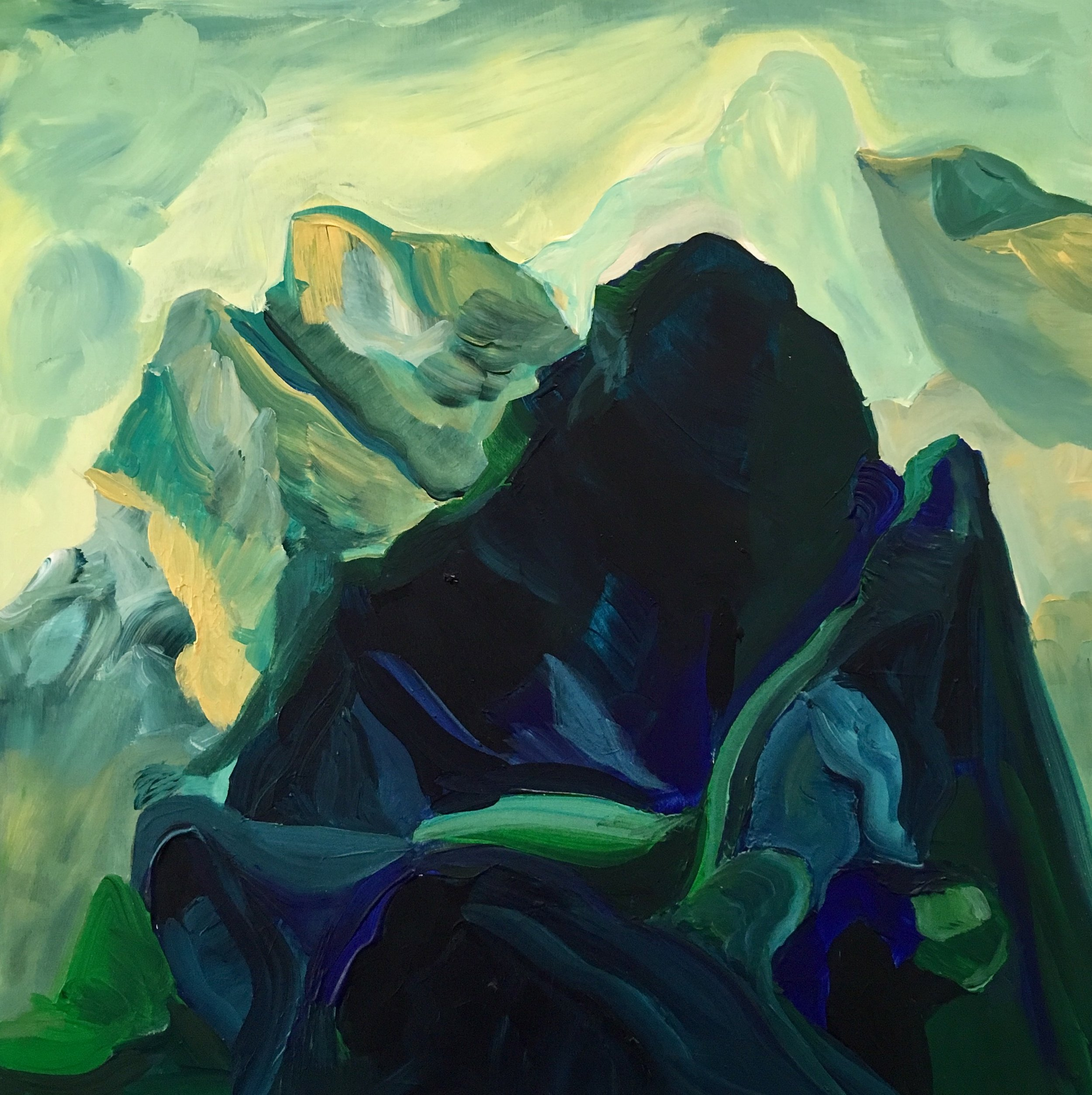 Rendering of Ansel Adams: Grand Sentinel, Kings River Canyon