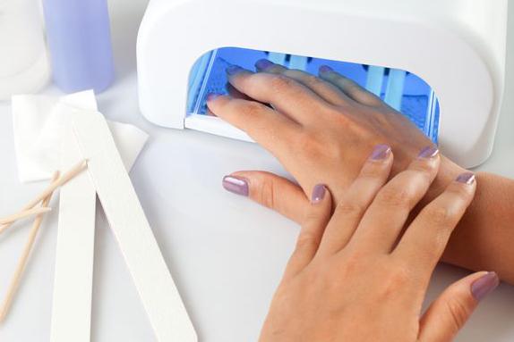 Gels Manicure and Pedicure