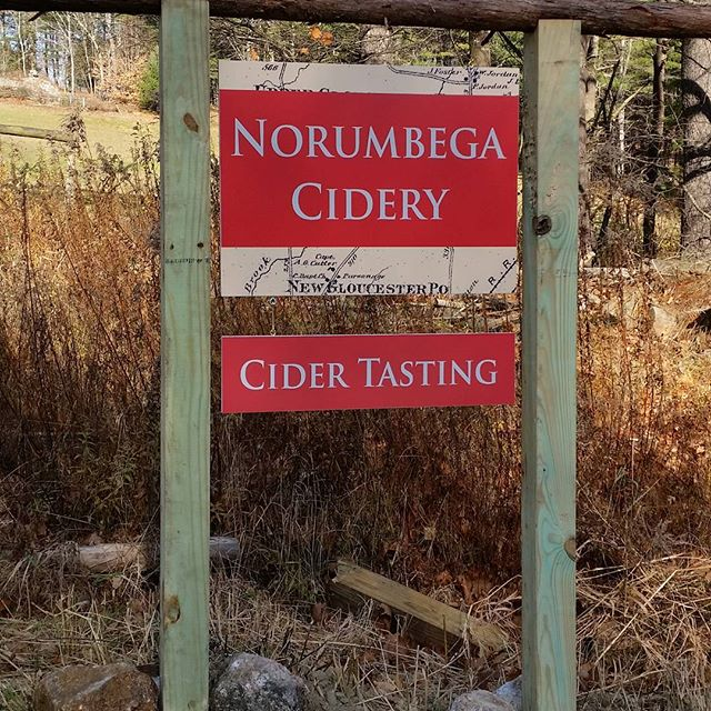 Hard cider tasting today from 2 to 5. 380 woodman rd. New gloucester #hardcider#newgloucester#norumbega