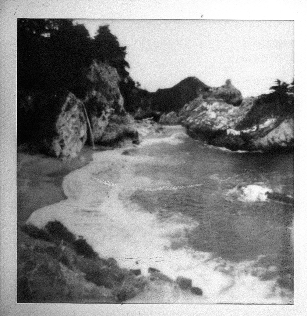 mcway falls, california - march 2016.