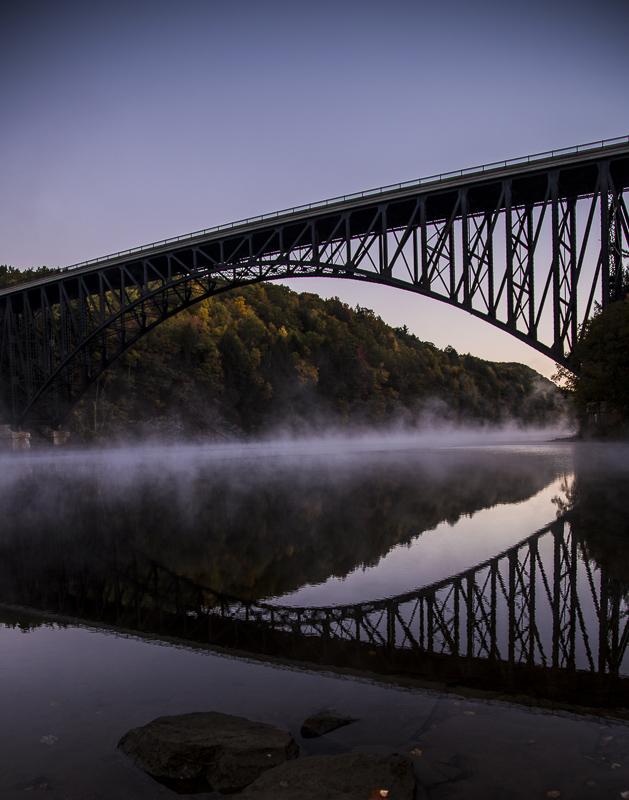 French King Bridge, Turners Falls, MA