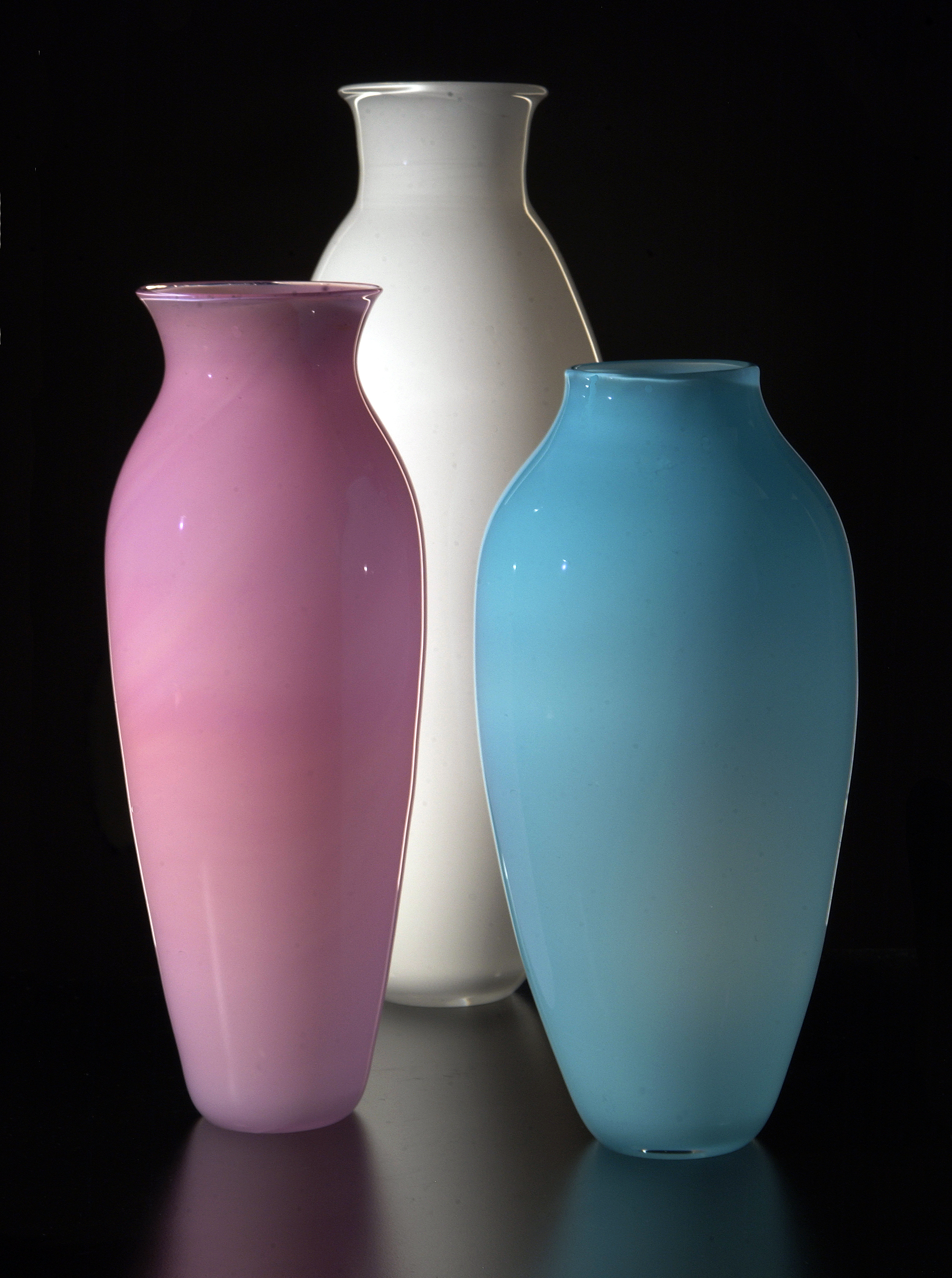 Opaque Vases