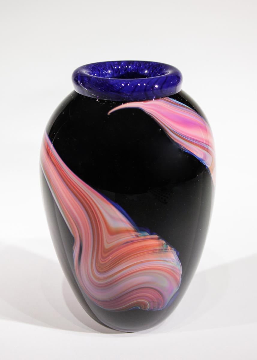 Corona Swirl Vase