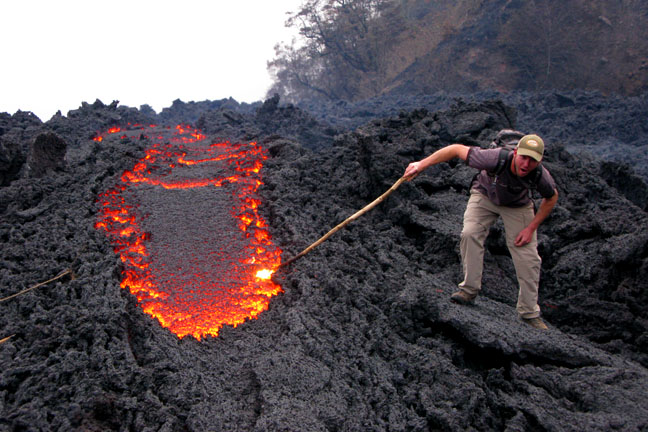 Teaching with Igneous Rock Videos