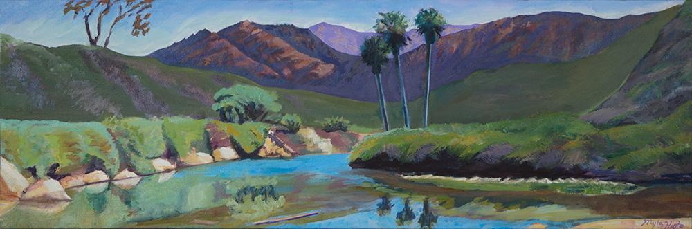Arroro Burro Creek