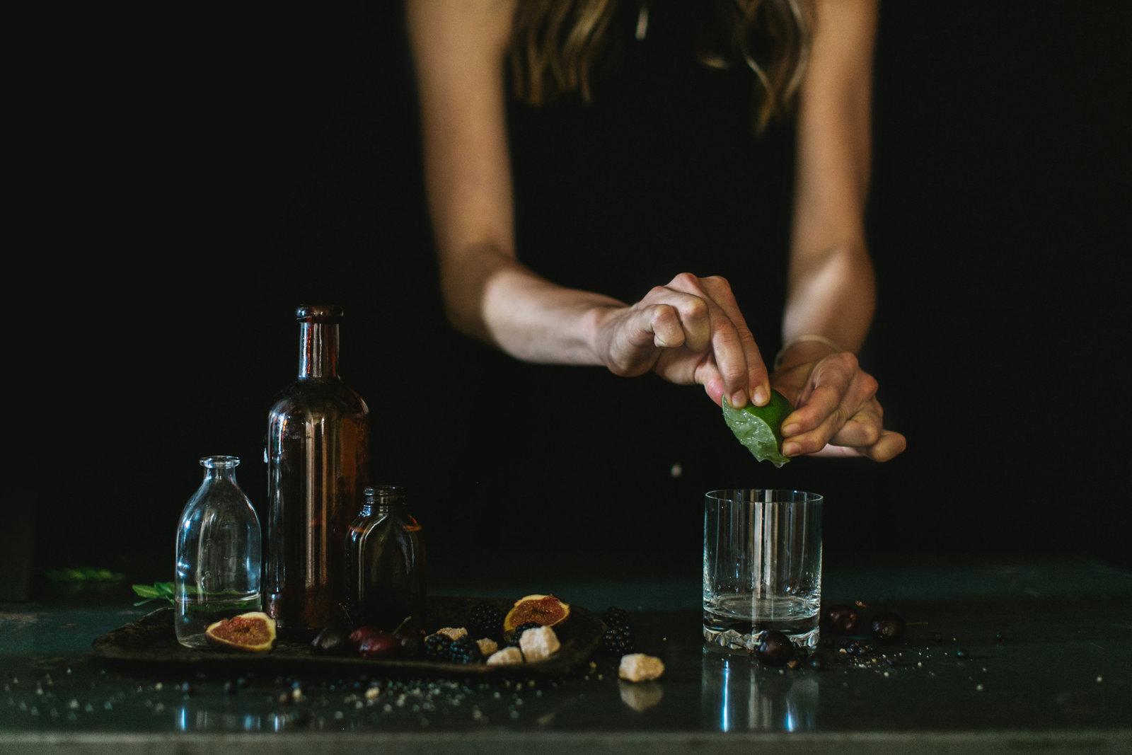 Custom Cocktail Menu