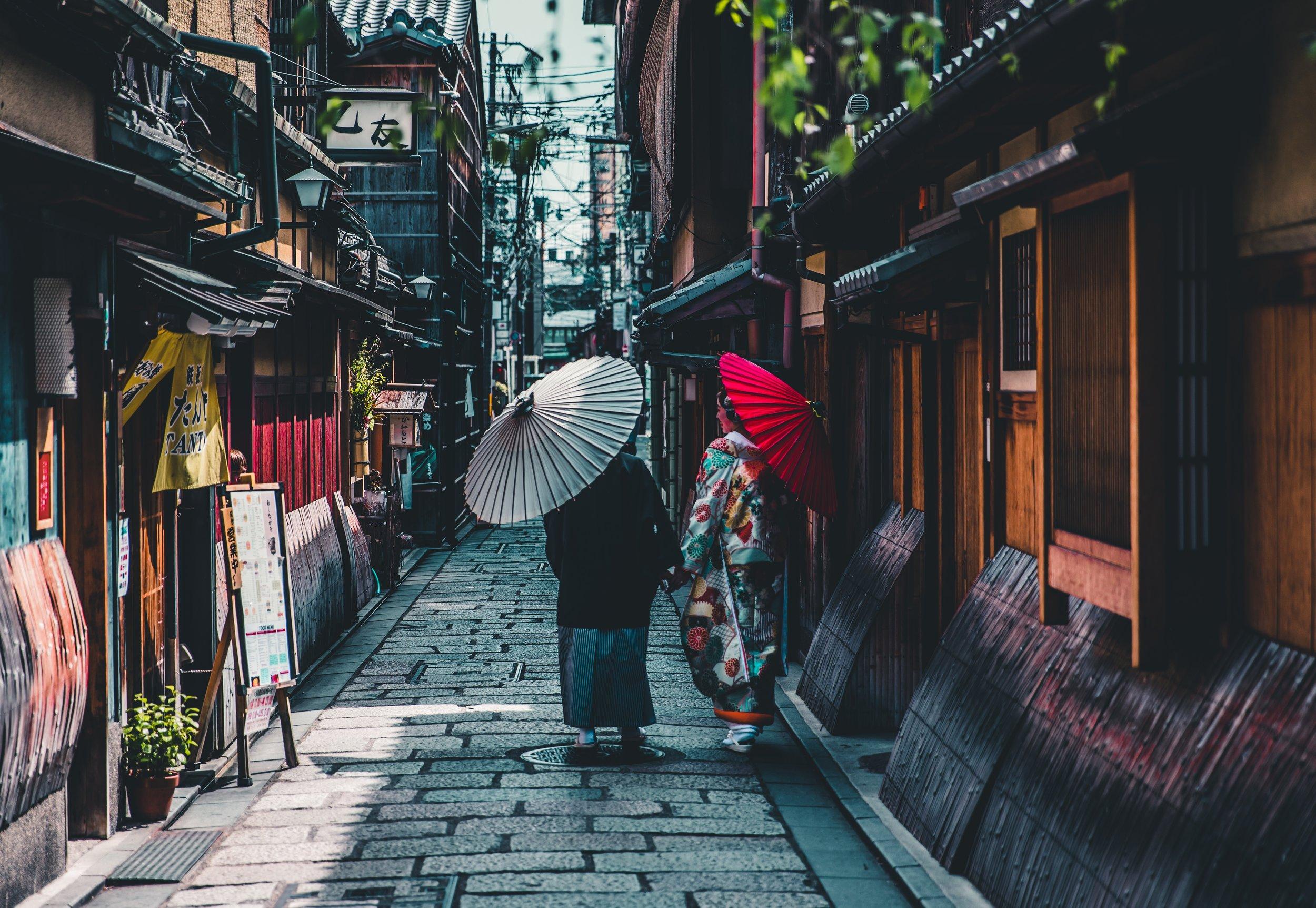 Vil du reise til Japan? -