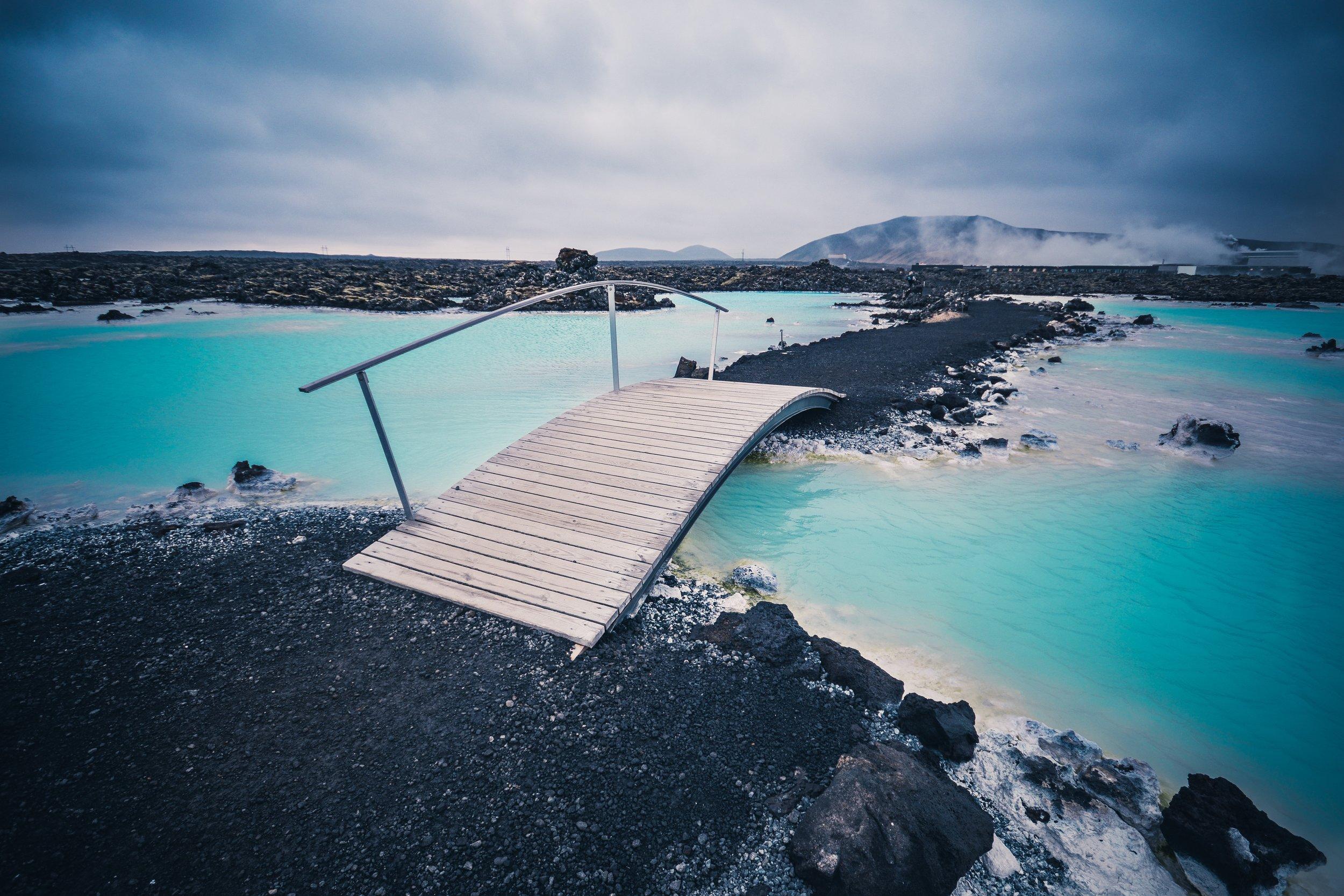 Reise til Island -