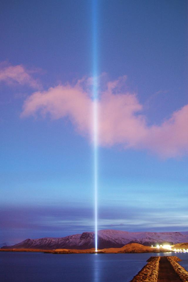 Yoko Ono Lennon: Imagin Peace Tower