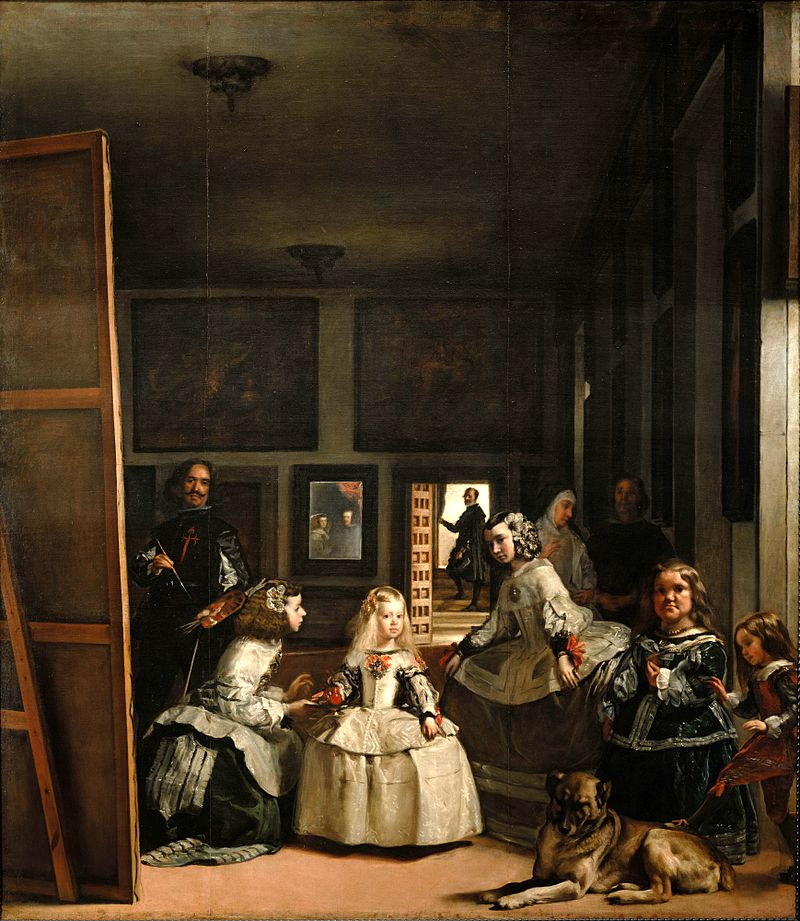 Velazquez: Las Meninas 1656