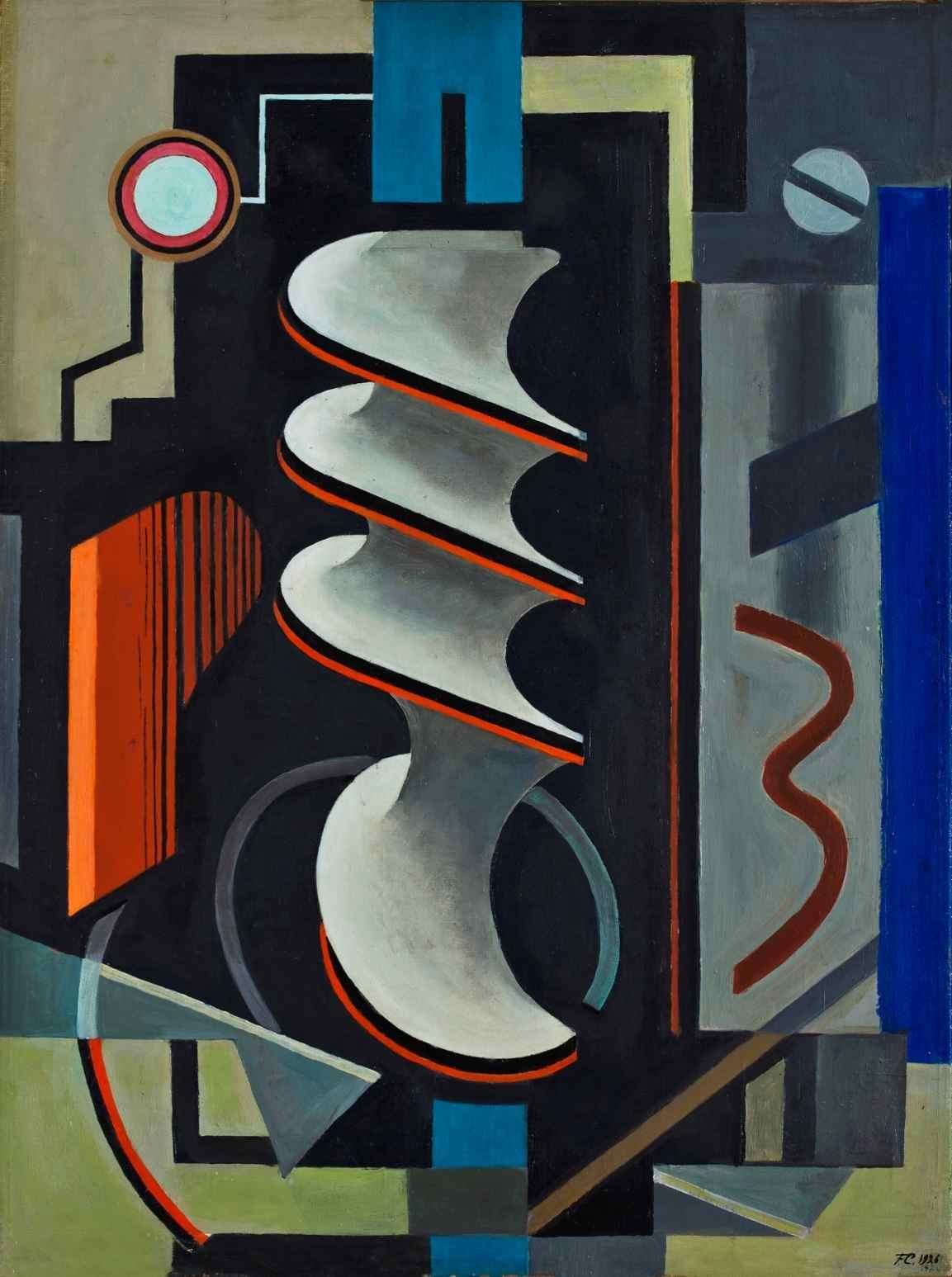 Franciska Clausen: Skrúvan (1926)