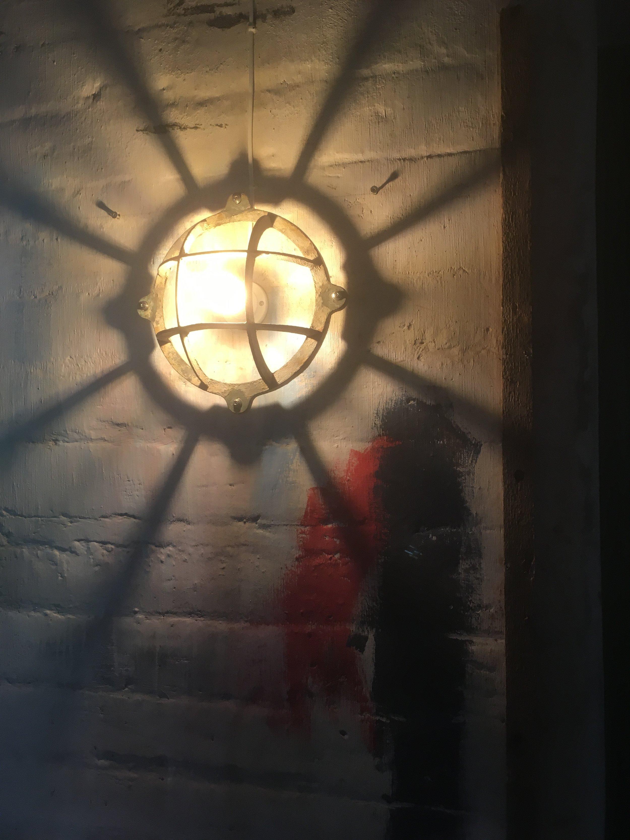 Lampa Fiskastykkið