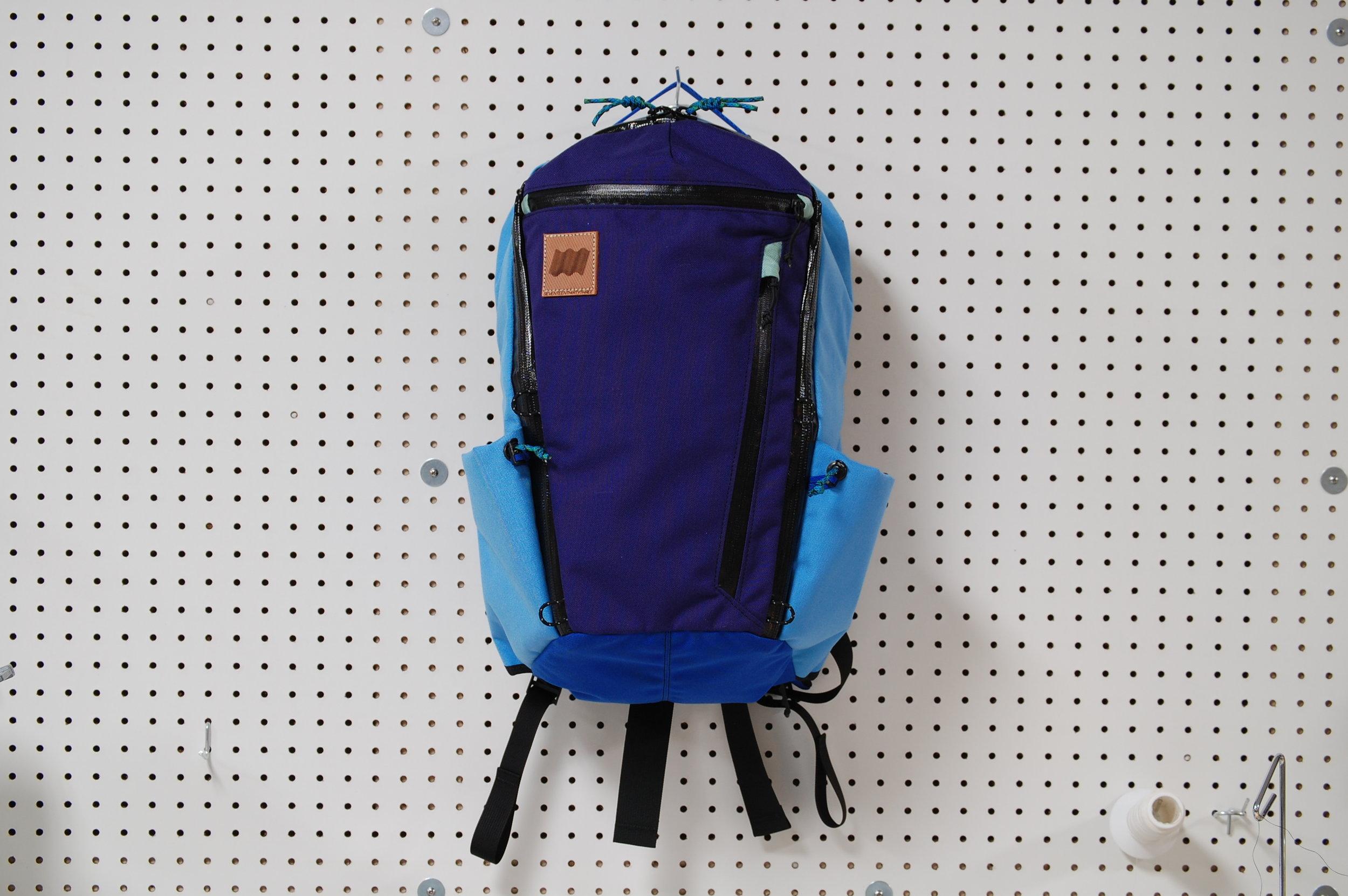 1000D Cordura daypack prototype