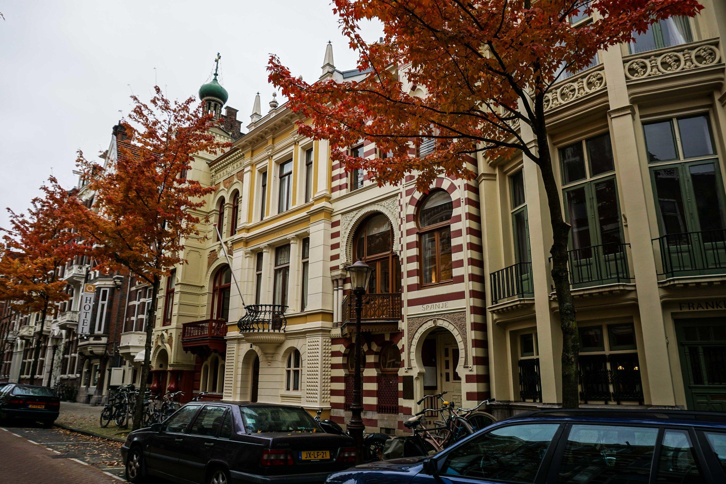 Zevenlandenhuizen (Houses of Seven Countries)