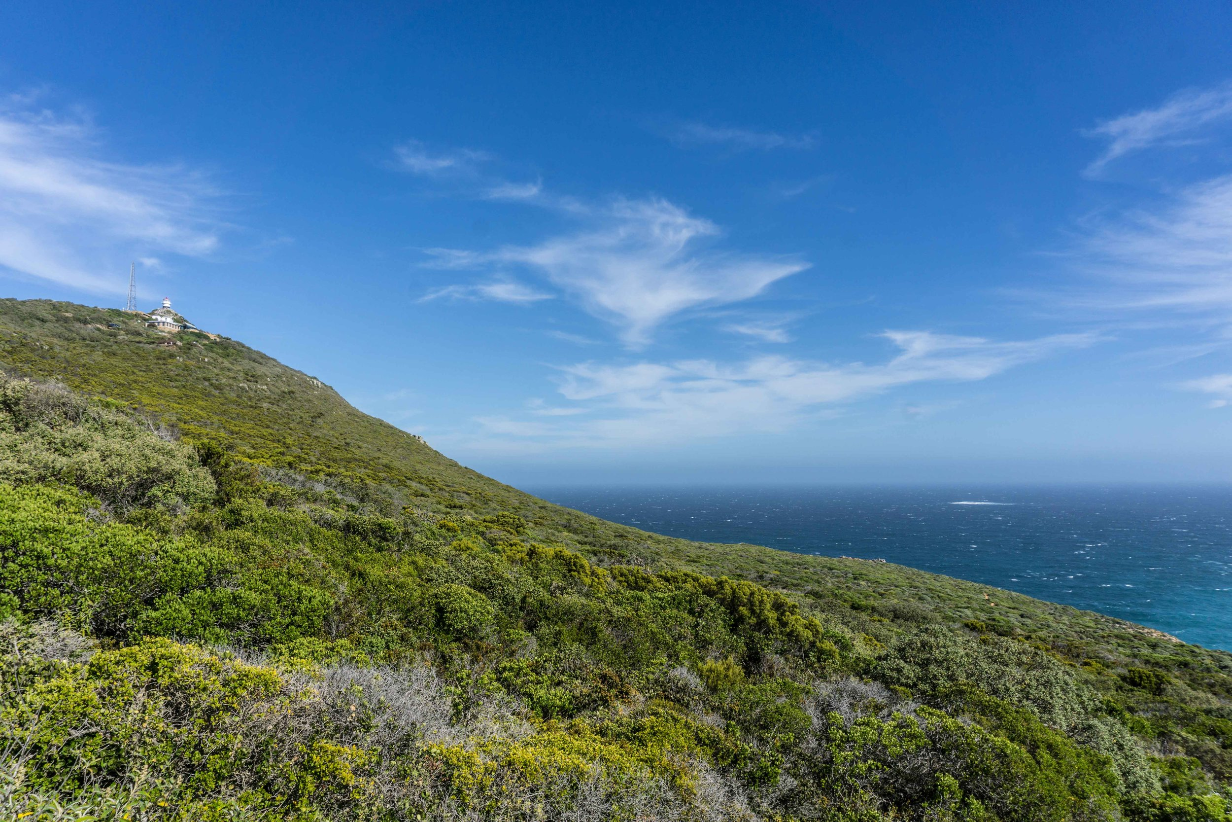 Cape Point from afar
