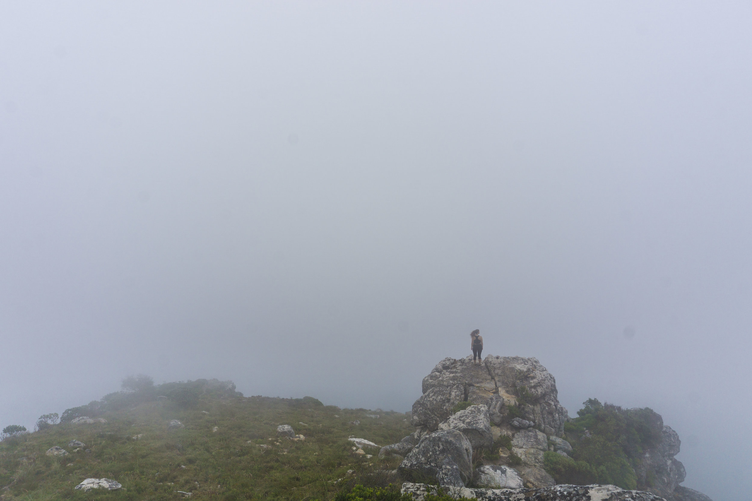 Chapman's Peak Hike - what a view!