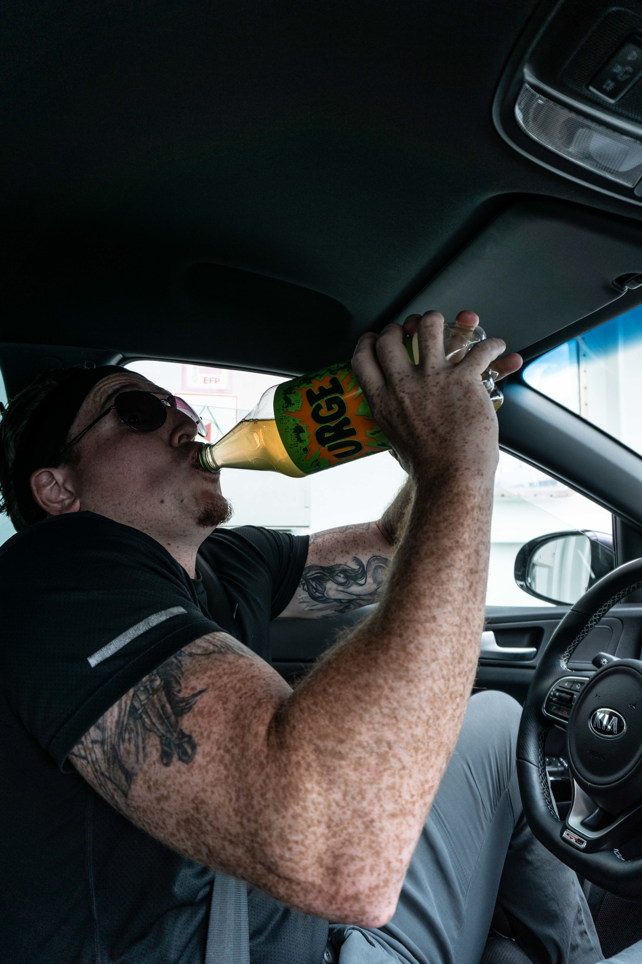 DRINK! ALL! THE! SURGE!