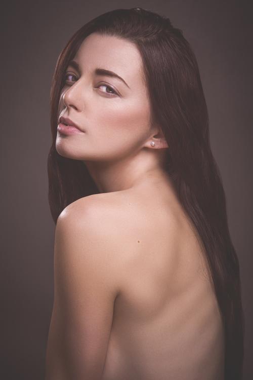 Beautiful portrait of the amazing Helen Diaz