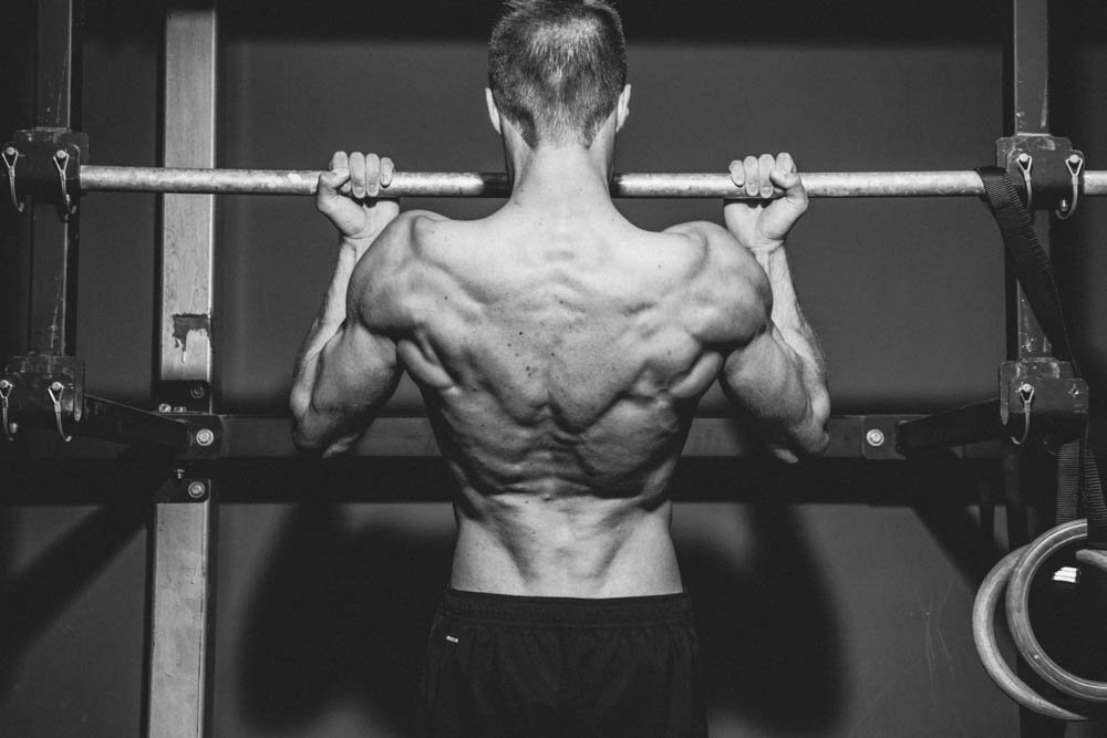 physique gym muscle
