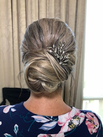 How amazing is Meghan's Hair and Her Hair Candy is the best. Your Hair deserves to shine as well right?  My Team and I had a great time at the Dewberry in Charleston, SC with her Bridal Party. Its always a great Wedding day when the Bride and Bridal party gets done On Time even better when we got them done early!