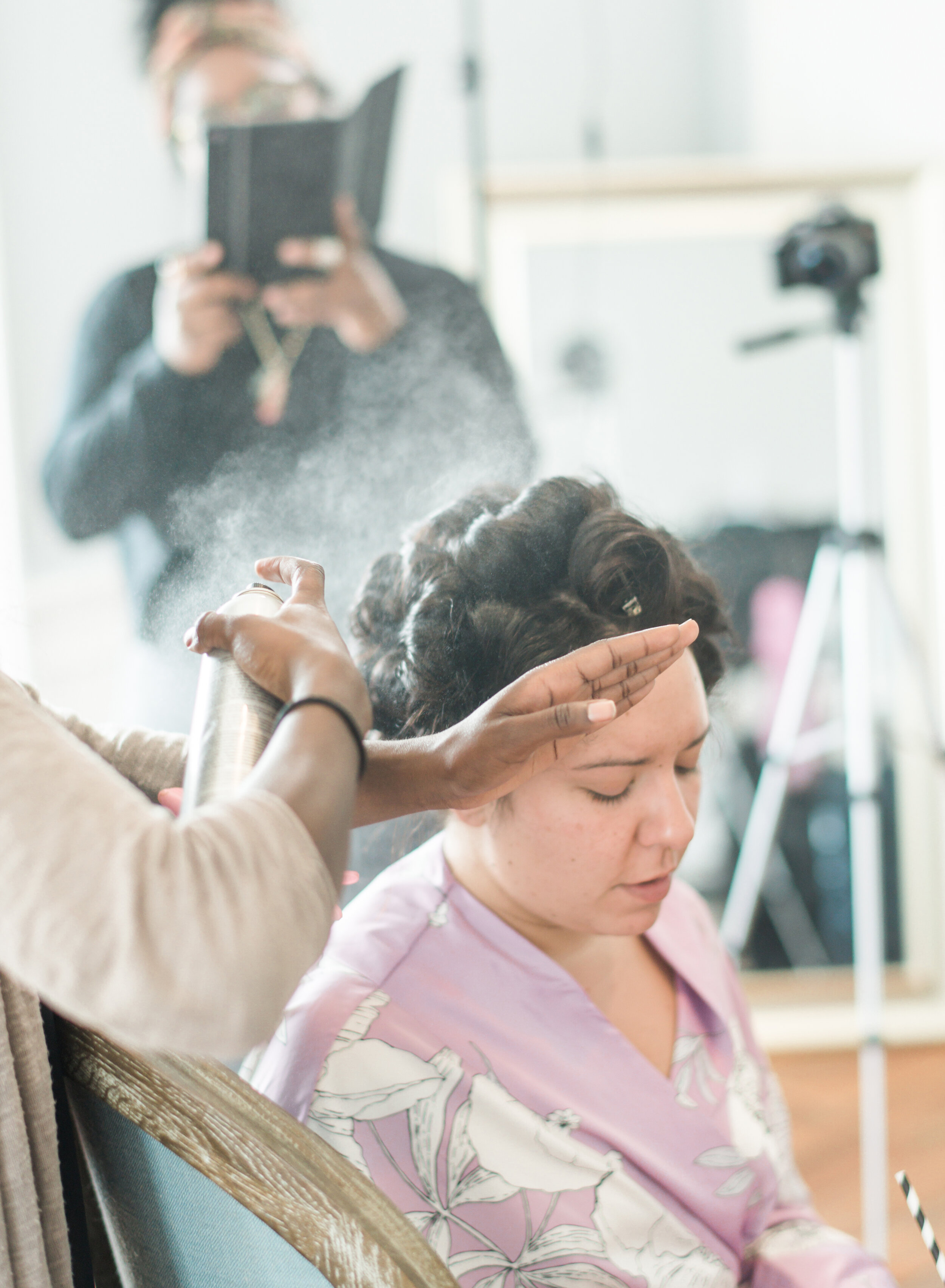 How to get healthy hair for your wedding day