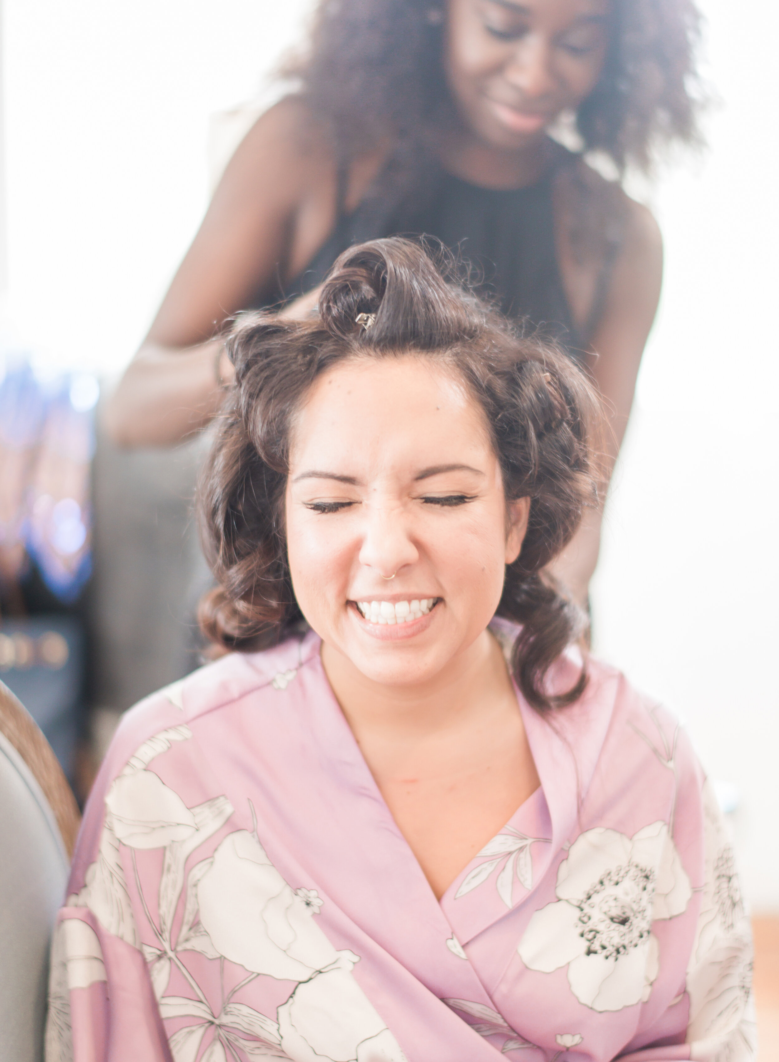 wedding hair and makeup for 2020 brides