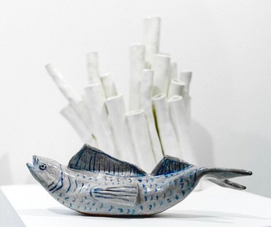 cobalt fish
