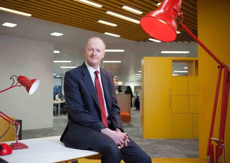 Neil Haywood for HR Magazine