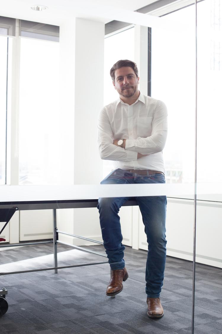 Adam Ross for retail trends magazines
