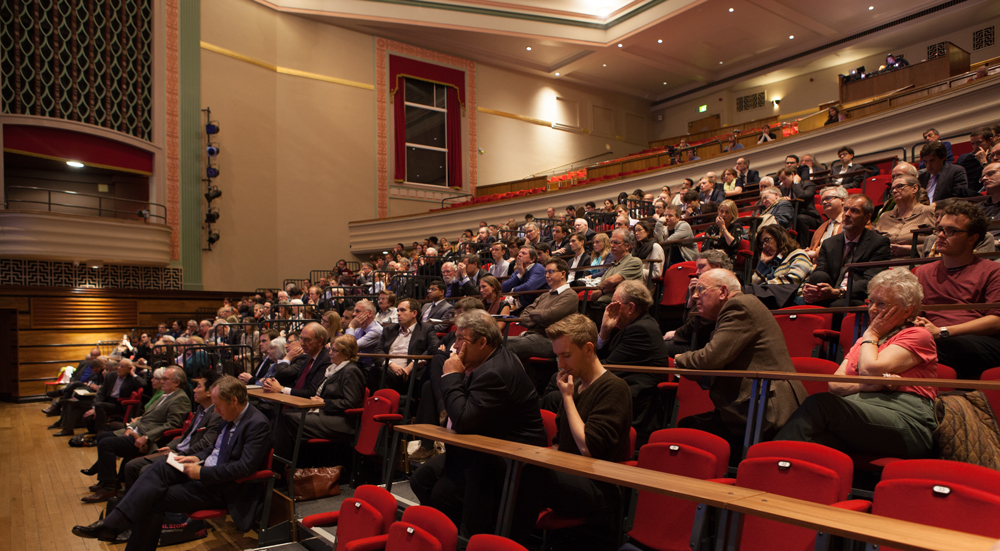 Lecture at Queen Mary University, London