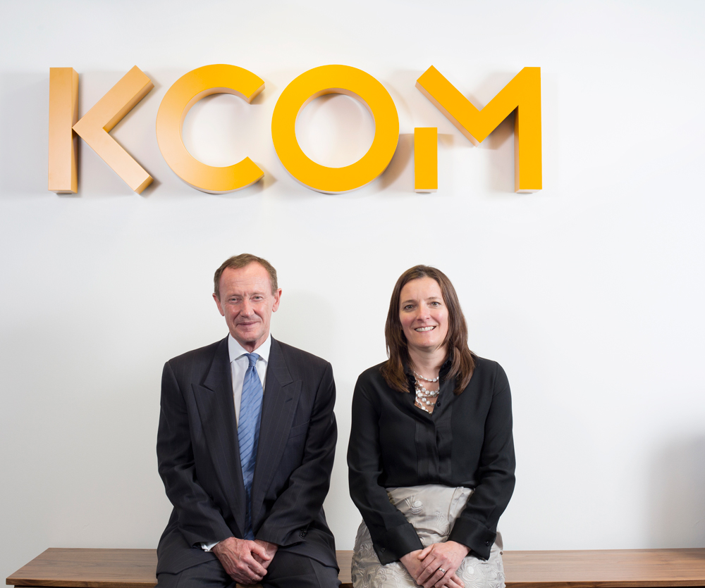 Kcom by headshot photographer London