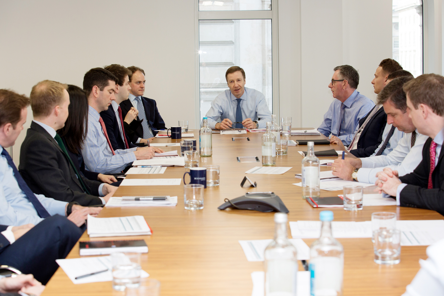 Boardroom photography