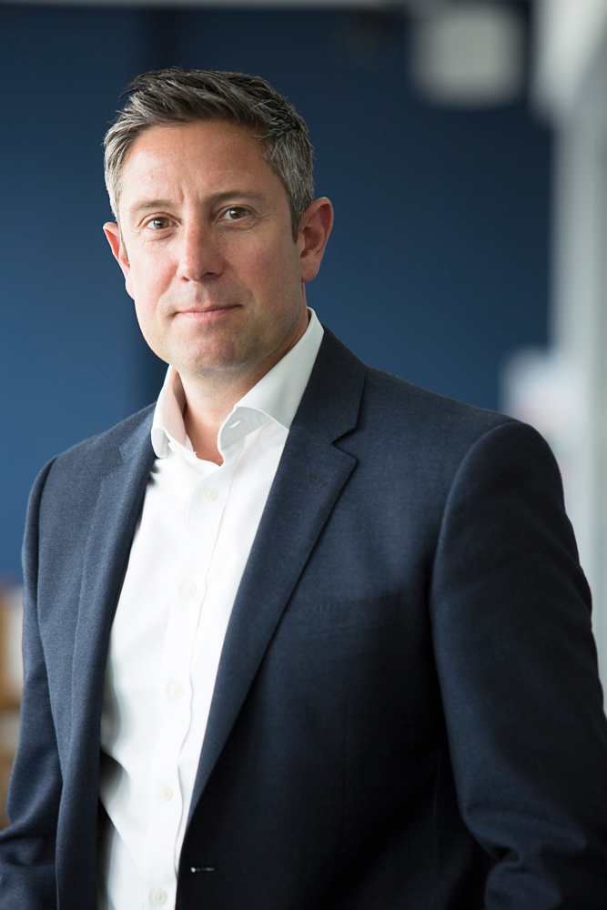 Russel Haworth, CEO at Nominet