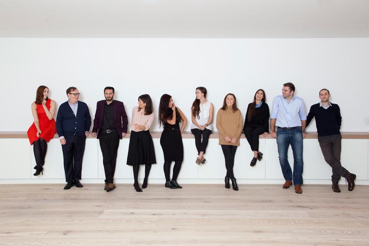 Group photograph of Flint London