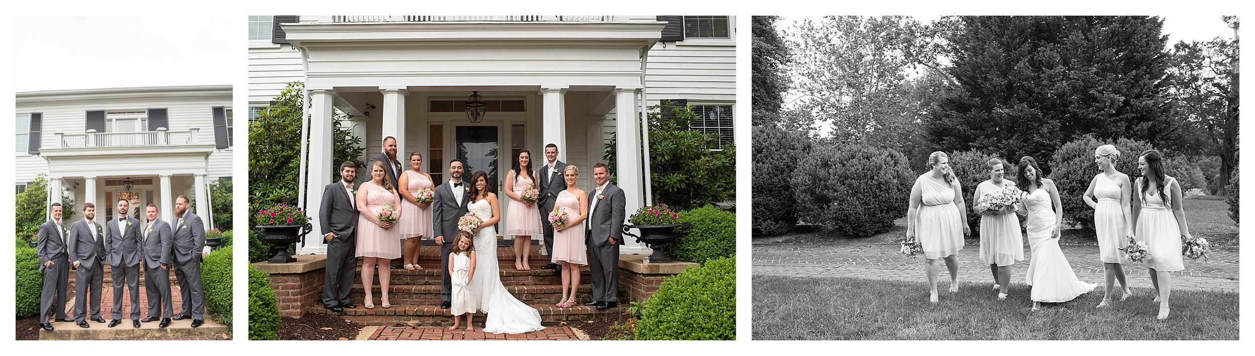 Lynchburg, Virginia Wedding Photographer // Ashley Eiban Photography