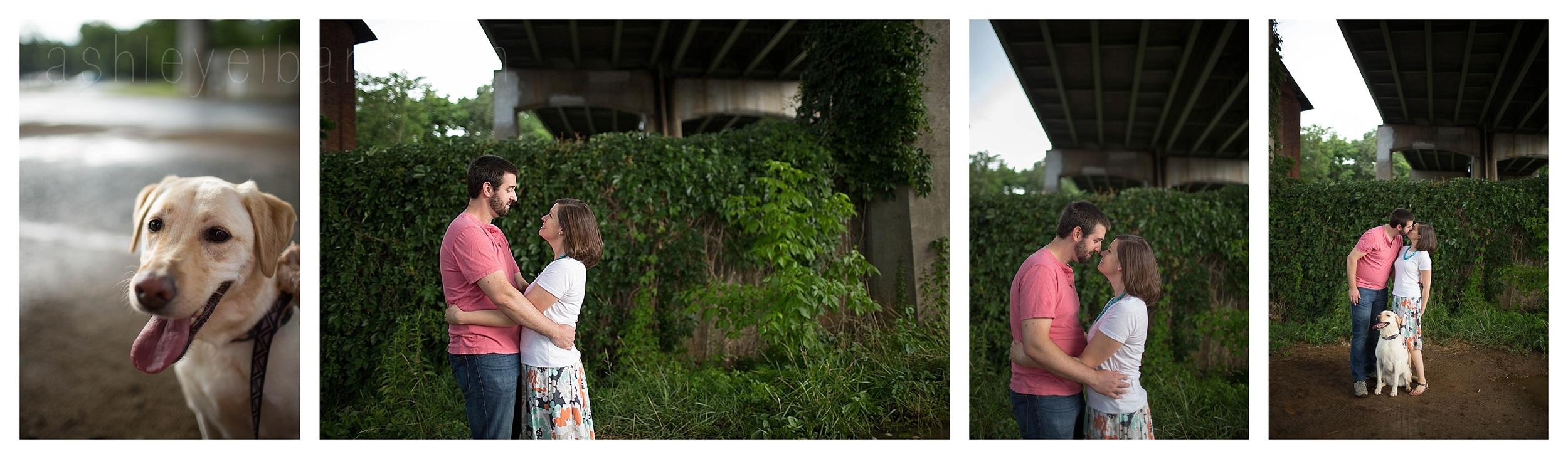 Downtown Lynchburg, Virginia engagement photographer    Ashley Eiban Photography    www.ashleyeiban.com