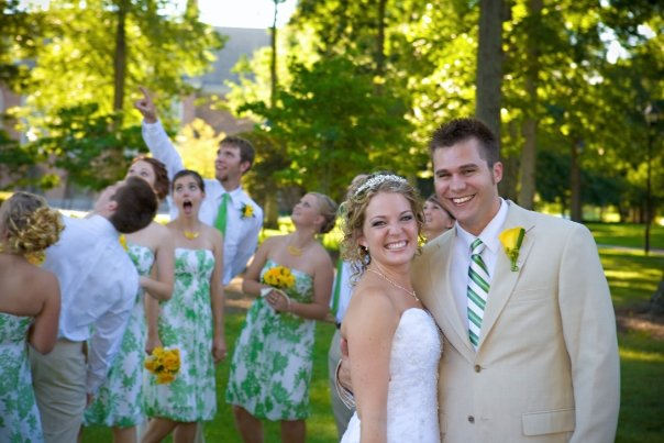 Lynchburg Virginia Wedding Photographer