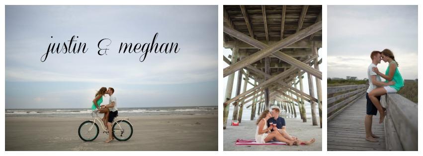 Sunset Beach Wedding Photographer || Sunset Beach, NC Photographer || Ashley Eiban Photography || www.ashleyeiban.com