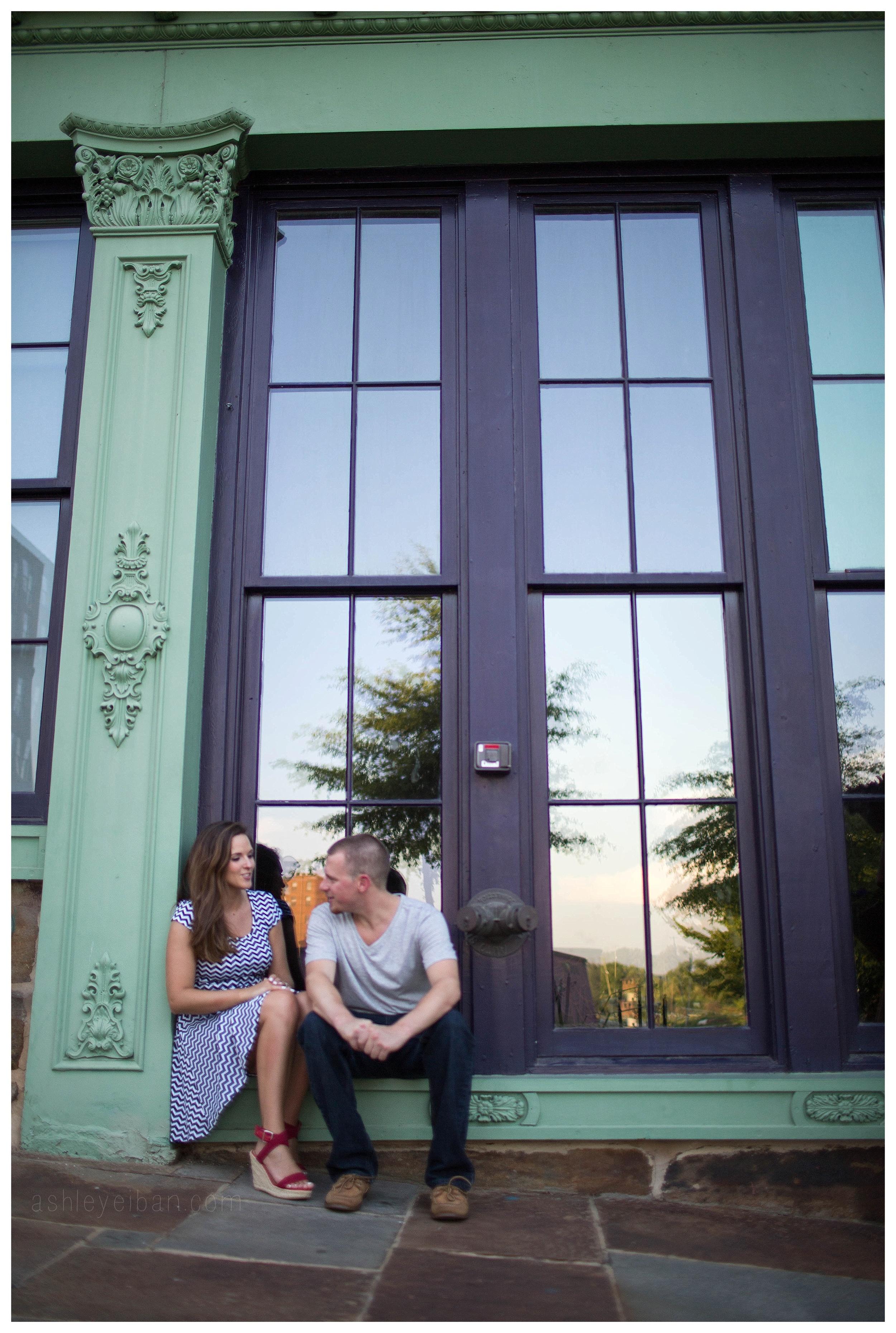 Lynchburg, Virginia Wedding & Portrait Photographer || Ashley Eiban Photography || www.ashleyeiban.com