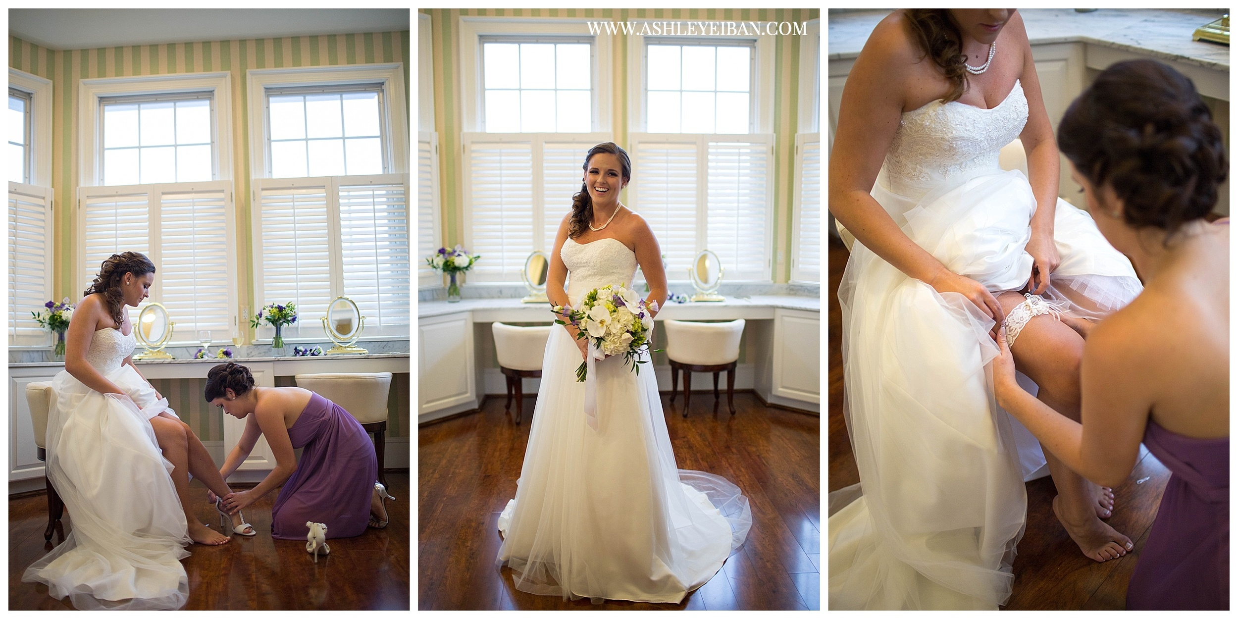 Lynchburg, Virginia Wedding Photographer || West Manor Estate Wedding || Ashley Eiban Photography || www.ashleyeiban.com