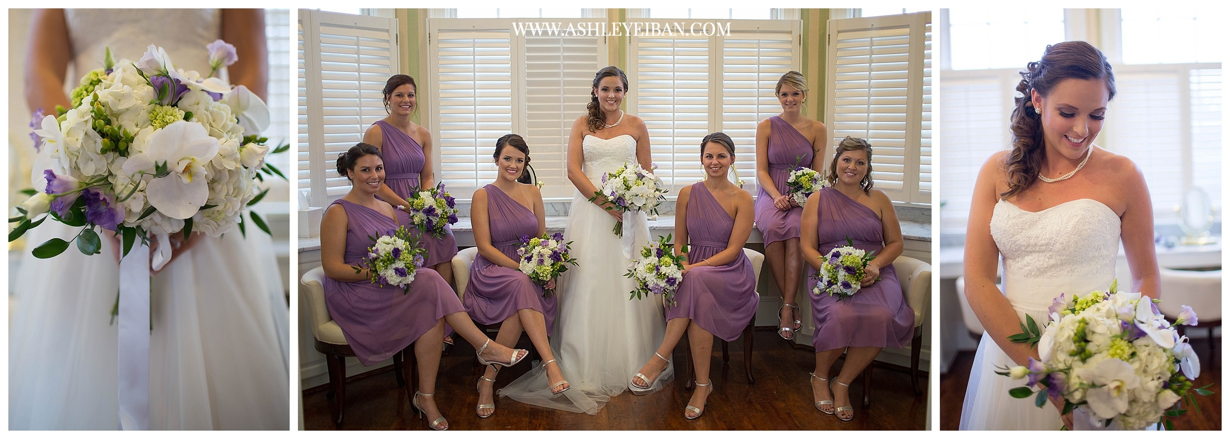 Lynchburg, Virginia Wedding Photographer || West Manor Estate Wedding || Ashley Eiban Photography || www.ashleyeiban.com