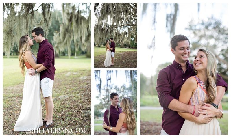 Charleston, SC Wedding & Portrait Photographer || Charleston Engagement Photographer || Ashley Eiban Photography || www.ashleyeiban.com