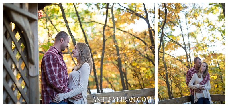 Wintergreen Resort Engagement Photos || Lynchburg, VA Wedding, Portrait, and Engagement Photographer || www.ashleyeiban.com || Ashley Eiban Photography