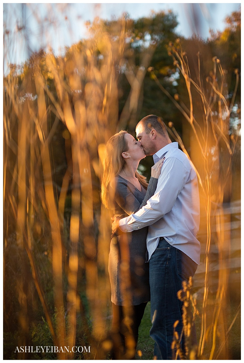 Wintergreen Resort Engagement Photos || Lynchburg, VA Wedding, Portrait, and Engagement Photographer || www.ashleyeiban.com || Ashley Eiban Photography