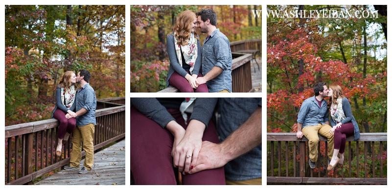 Lynchburg, Virginia Engagement Photographer || Central VA Wedding and Portrait Photographer || Ashley Eiban Photography || www.ashleyeiban.com