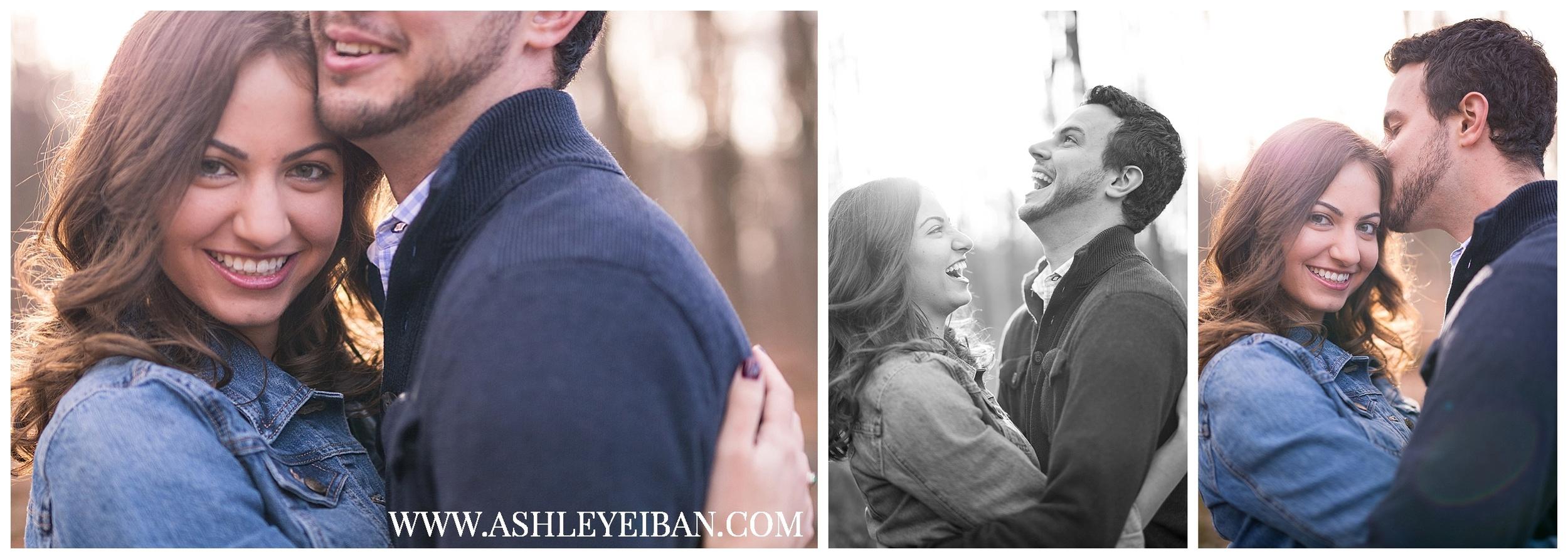 Wedding Photographer in Lynchburg, VA || Engagement Photographer in Lynchburg, VA and Central VA || Ashley Eiban Photography || www.ashleyeiban.com