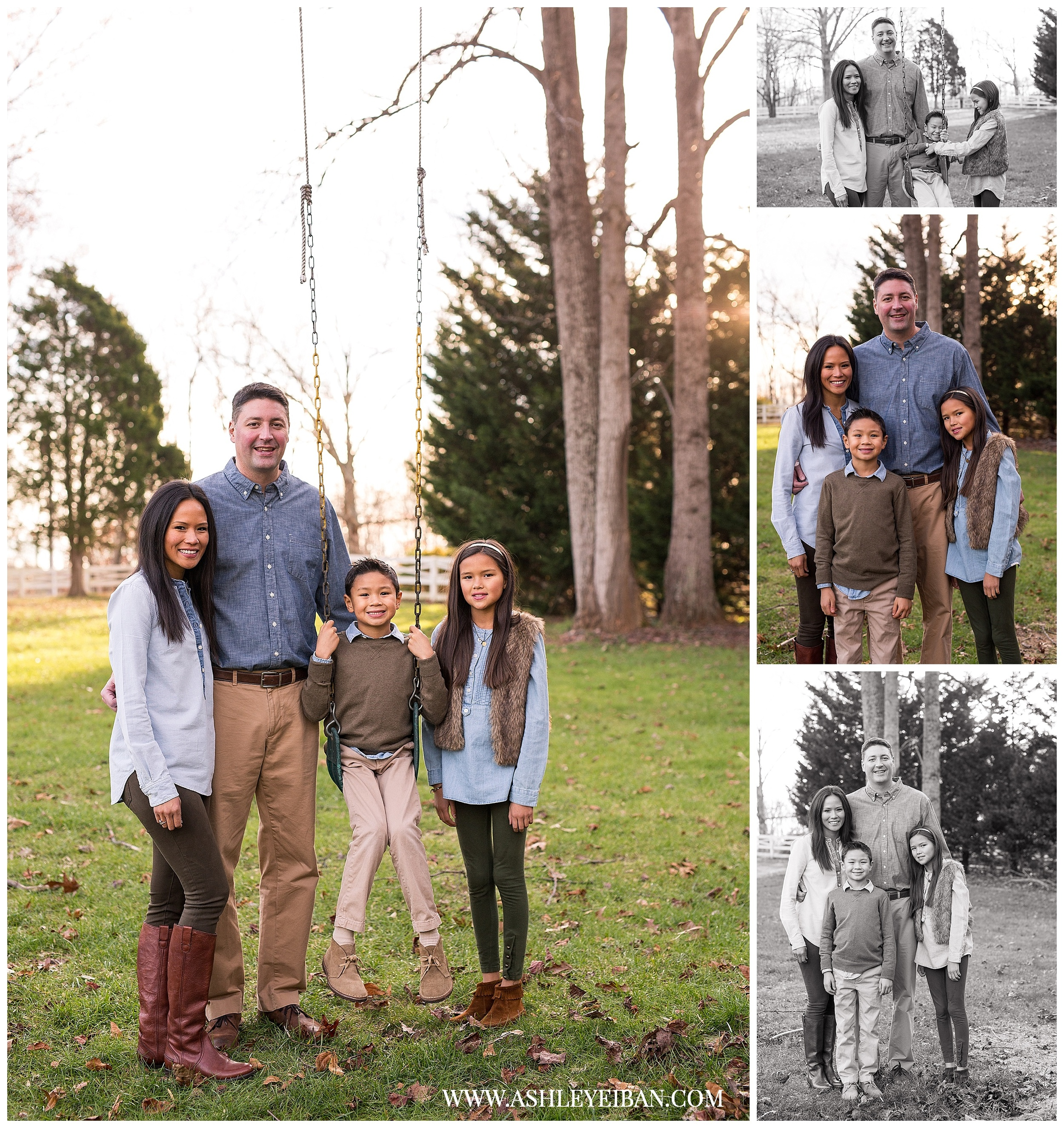 Lynchburg VA Wedding & Portrait Photographer    Lynchburg Virginia Family Photos    Ashley Eiban Photography    www.ashleyeiban.com