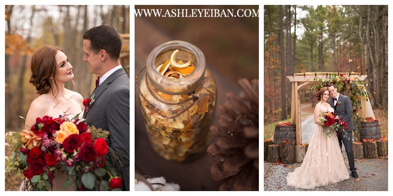 Lynchburg Virginia Wedding Photographer || Forest, Virginia Wedding Photographer || Sierra Vista Wedding || Ashley Eiban Photography || www.ashleyeiban.com